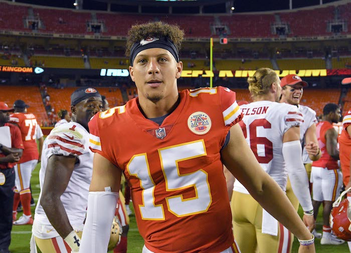 NFL: San Francisco 49ers at Kansas City Chiefs