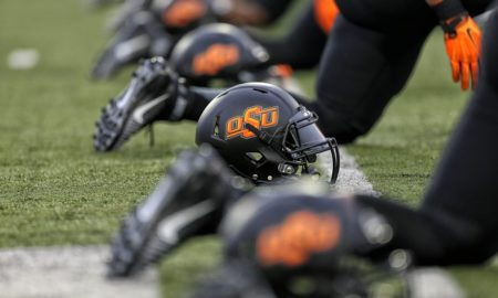NCAA Football: Oklahoma State at Central Michigan