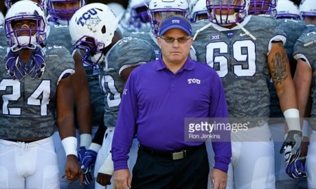 gary patterson tcu head coach 2016 season