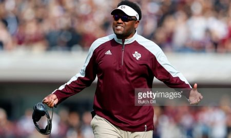 texas a&m head coach kevin sumlin