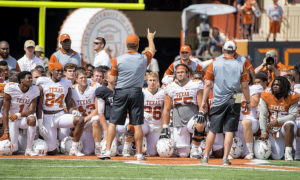 NCAA Football: Texas Spring Game