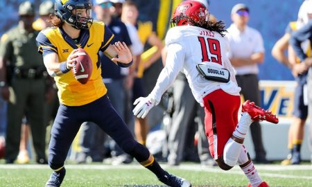 NCAA Football: Texas Tech at West Virginia