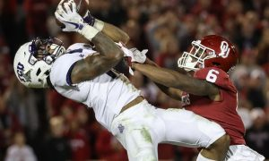 NCAA Football: Texas Christian at Oklahoma