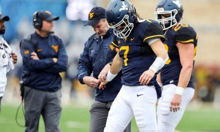 NCAA Football: Texas at West Virginia