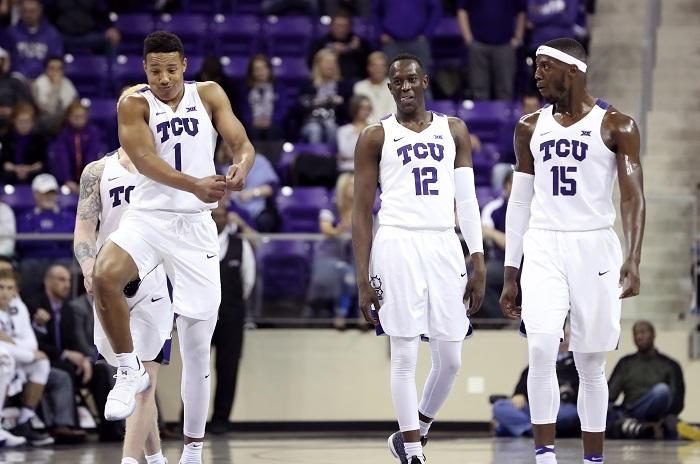 NCAA Basketball: SMU at Texas Christian