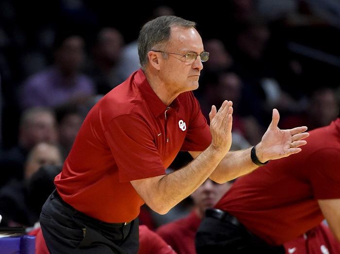 NCAA Basketball: Oklahoma at Southern California