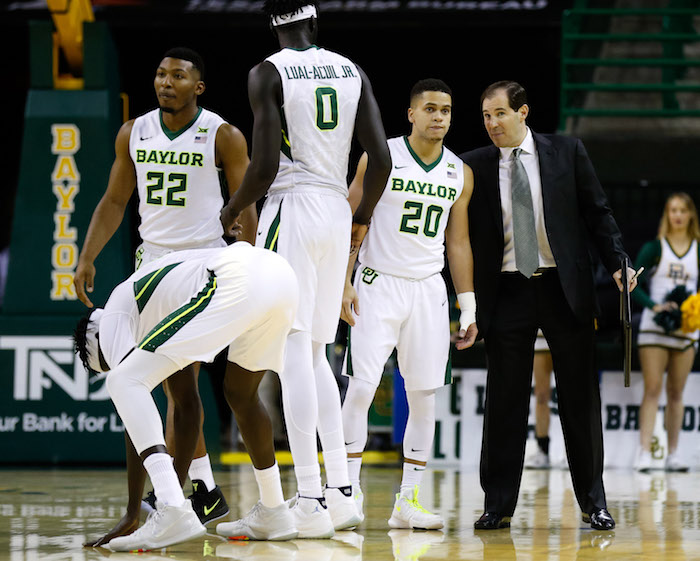 NCAA Basketball: Savannah State at Baylor