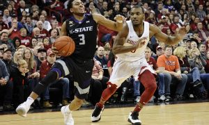 NCAA Basketball: Kansas State at Washington State