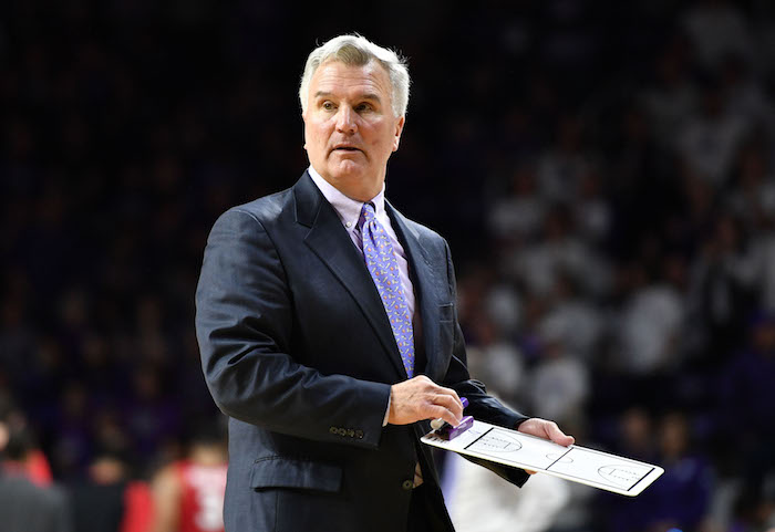 NCAA Basketball: Georgia at Kansas State