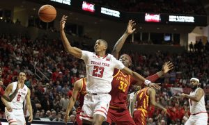NCAA Basketball: Iowa State at Texas Tech