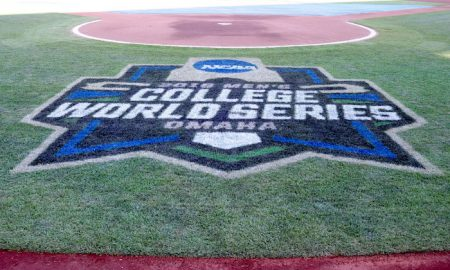 NCAA Baseball: College World Series-Arizona vs Miami