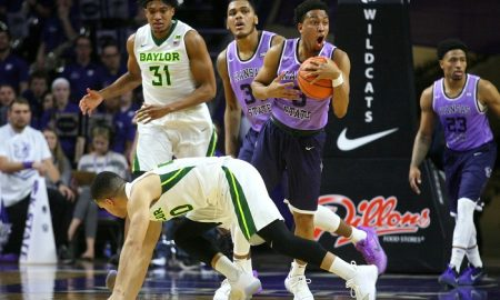 NCAA Basketball: Baylor at Kansas State