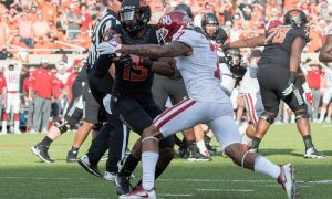 NCAA Football: Oklahoma at Oklahoma State