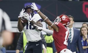 NCAA Football: Big 12 Championship-Texas Christian vs Oklahoma