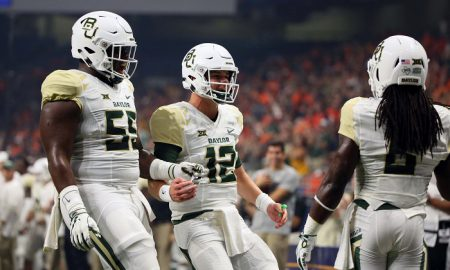 NCAA Football: Baylor at Texas-San Antonio