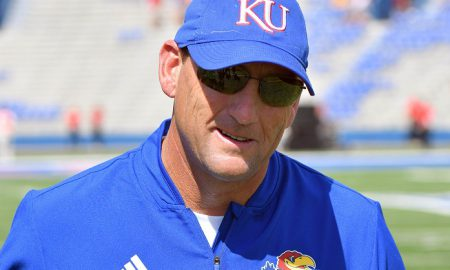 NCAA Football: Rutgers at Kansas