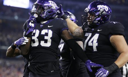 NCAA Football: Ohio State at Texas Christian