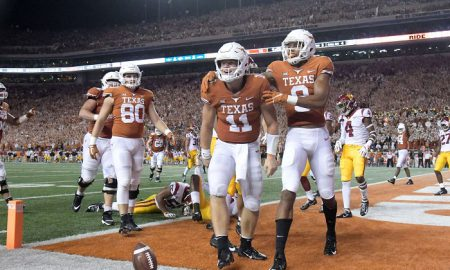NCAA Football: Southern California at Texas