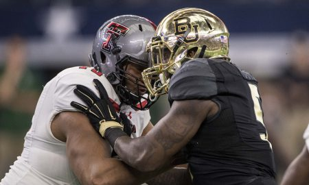 NCAA Football: Texas Tech at Baylor
