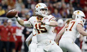 NCAA Football: Alamo Bowl-Iowa State vs Washington State