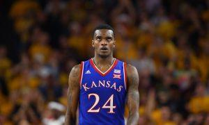 NCAA Basketball: Kansas at Arizona State