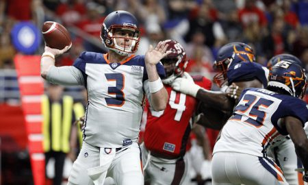 AAF: Orlando Apollos at San Antonio Commanders