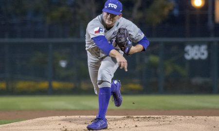 Jared Janczak TCU Horned Frogs baseball