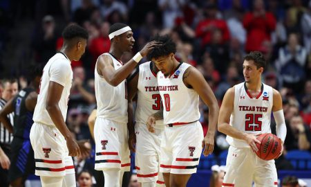 NCAA Basketball: NCAA Tournament-Second Round-Texas Tech vs Buffalo